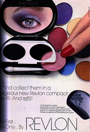 revlon custom eye shadow makeup kit