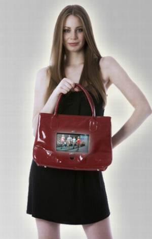 bag with tv