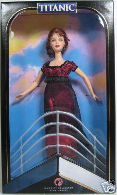 barbie doll titanic