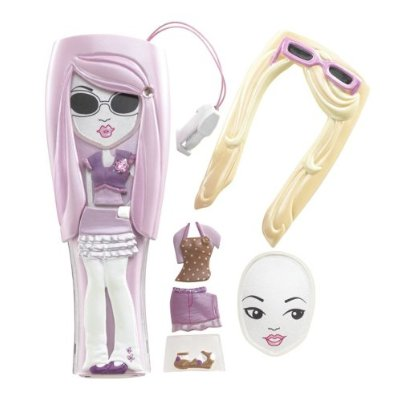 new barbie doll mp3 player