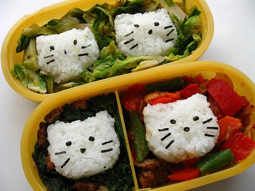 hello kitty bento lunchbox