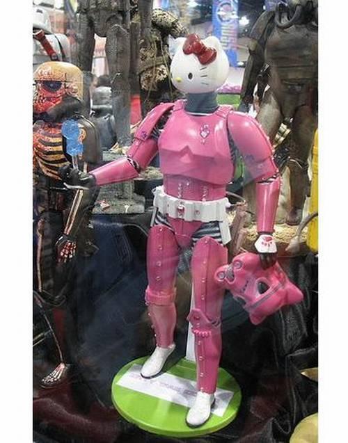 funny hello kitty star wars stormtrooper