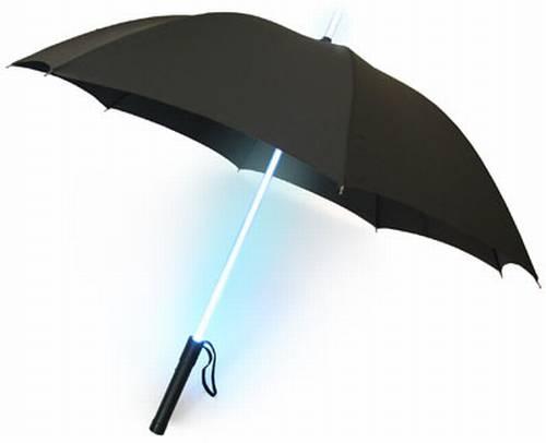 cool led light umbrella