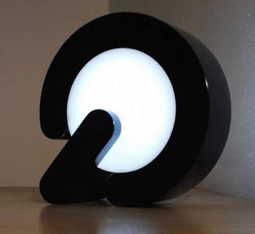 on off lamp design