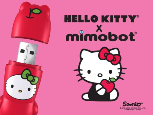 cute hello kitty usb