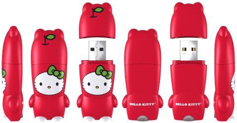 hello kitty mimobot usb flash drive