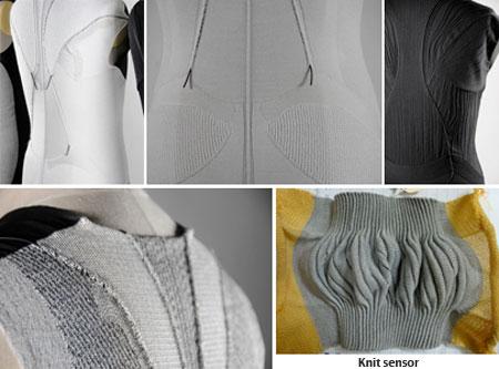 stretch sensor clothes