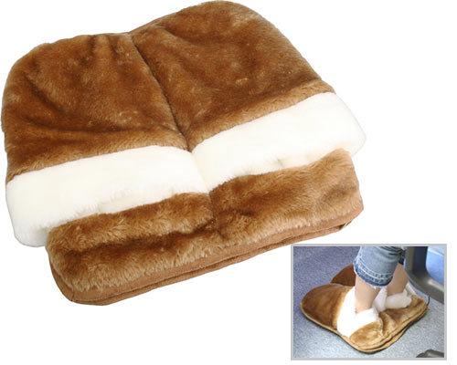 usb heating slippers