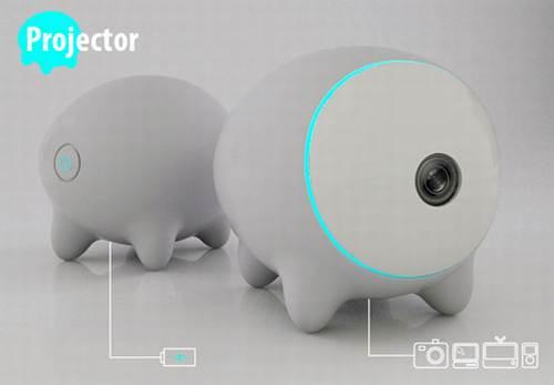 Polpettek projector