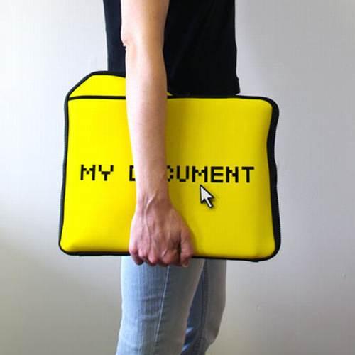 laptop sleeve My Documents