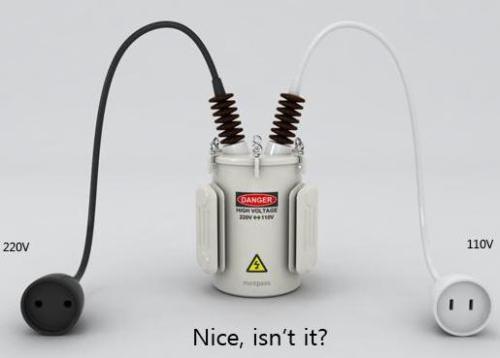 pole transformer
