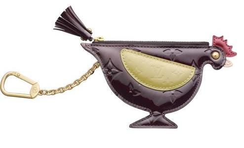 Louis Vuitton Clutch Bag Cock