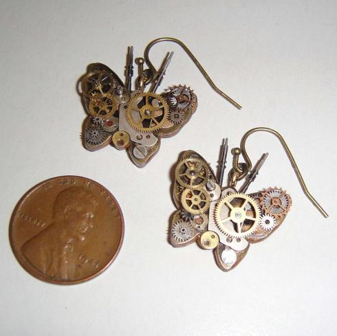 butterfly earrings-1
