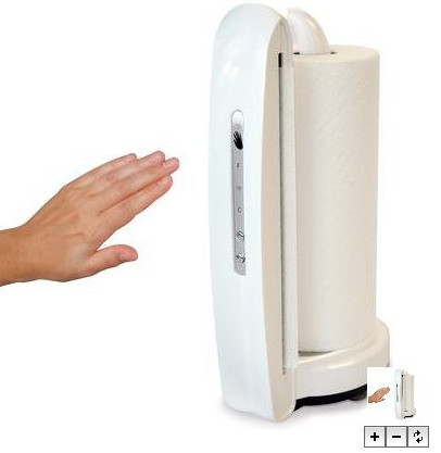 touchless paper towel dispenser3