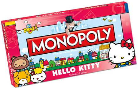 Hello Kitty Collector Edition Monopoly2