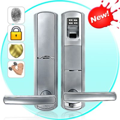 Fingerprint door lock 1