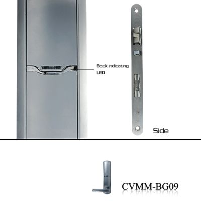Fingerprint door lock 8