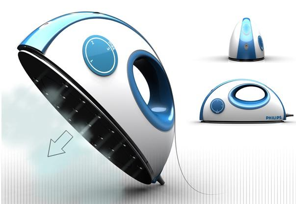 philips iron product design 2
