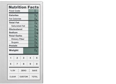 Perfect Portions Digital Food Scale (3)