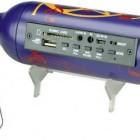 The USB Wine Bottle Speaker