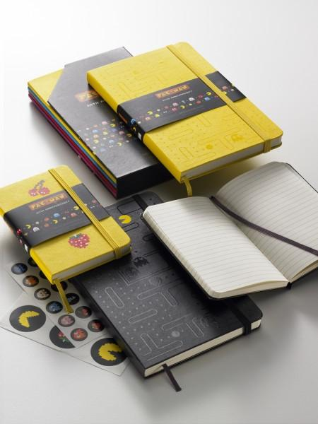 Moleskine Pac Man Notebooks