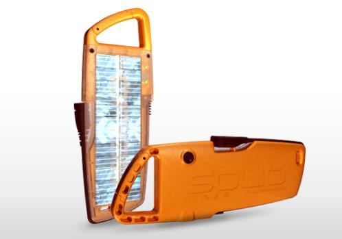 Solio Rocksta Hybrid Solar Charger