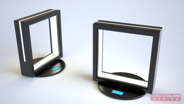 frame table lamp1
