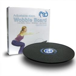 The Wobble Board: For the Health Conscious