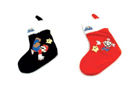 Super Mario Christmas Stocking.Geeky Christmas Stockings Gadgether