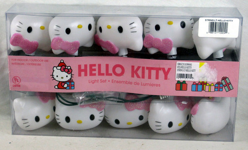 8 Hello Kitty Christmas Decorations Gadgether
