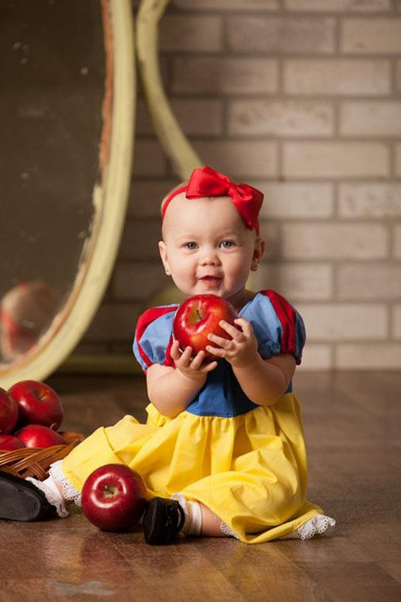 Fairytale Photosohot Of An Adorable Baby