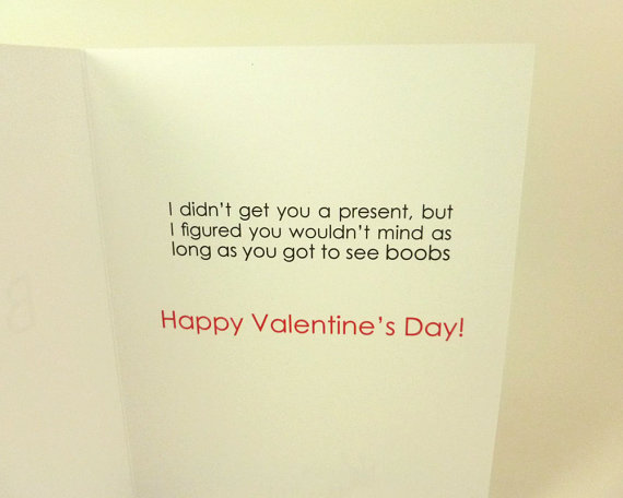 Funny Valentine's Day Cards 7