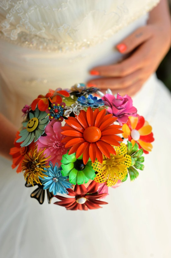 unique wedding bouquets 5