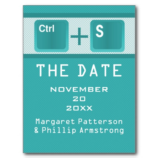 geeky save the date 4