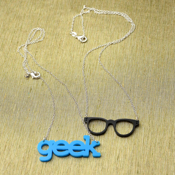 Geekly Chic Necklaces