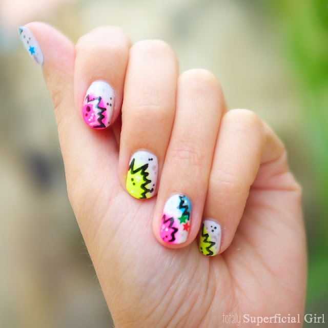 graffitinails