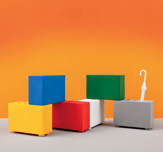 creative design Brick umbrella stand 2