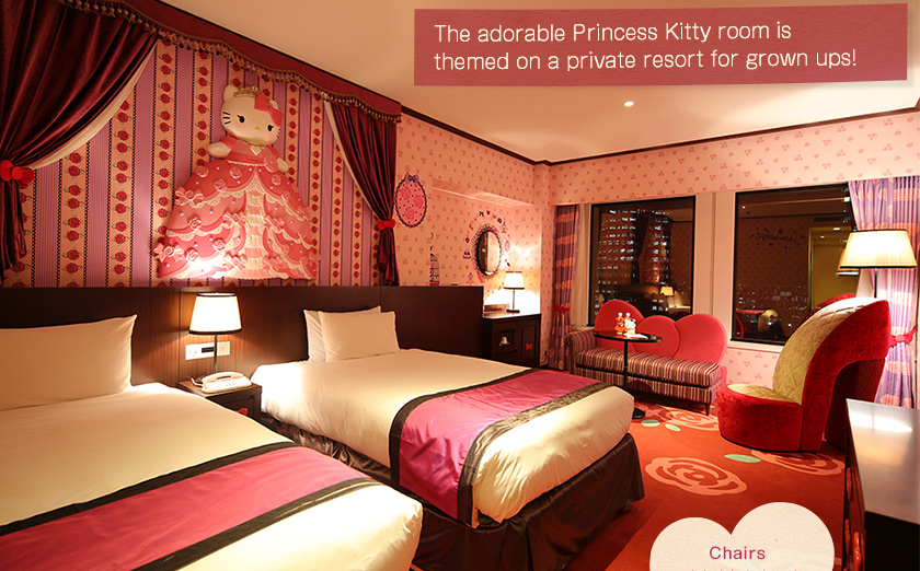 hello kitty hotel 1