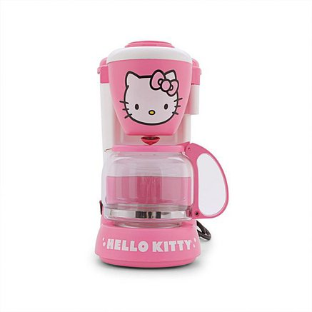 Hello Kitty Coffee Maker gift