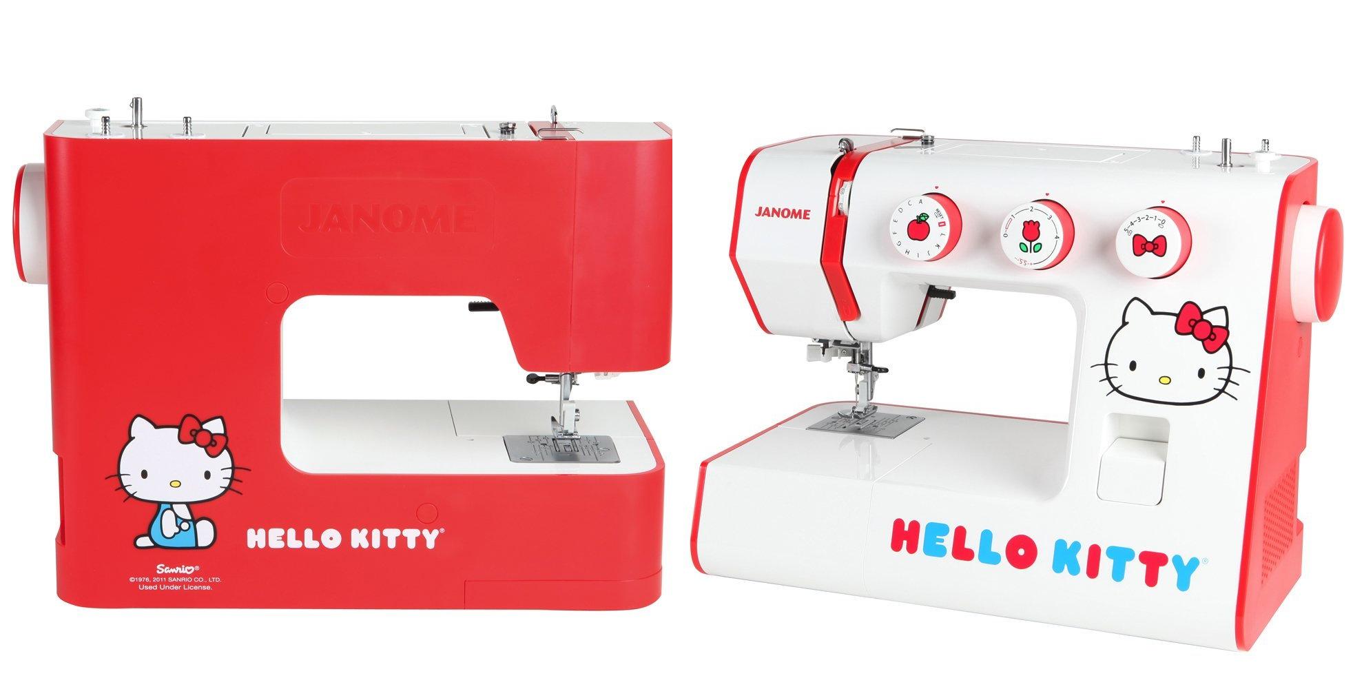 Hello Kitty Sewing Machine gift