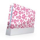 pink-flowers-wii-skin