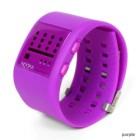 hot pink watch design nooka fashion