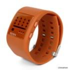 cool orange watch design