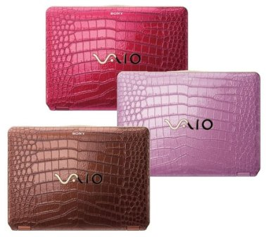 sony vaio laptops for women
