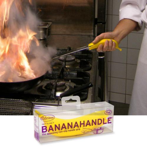 banana handle kitchen gadget