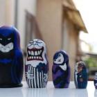 batman characters russian dolls