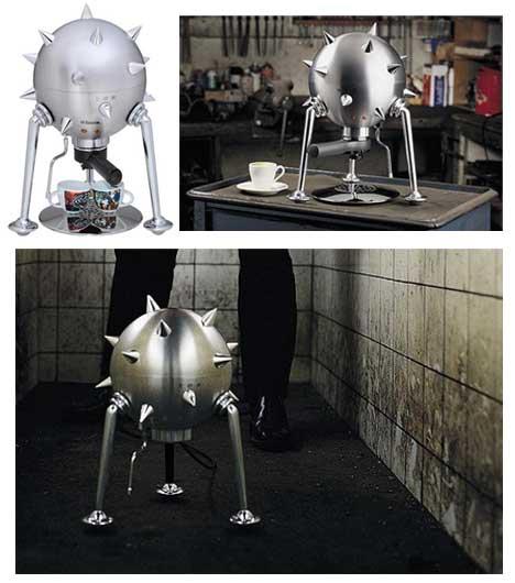 cool espresso machine kitchen gadget