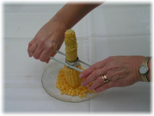 corn kernel cutter kitchen gadget