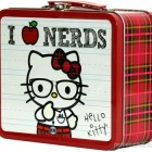 hello kitty lunchbox design for geeks