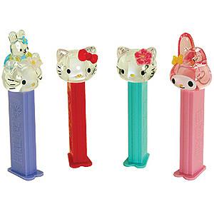 hello kitty pez candy dispenser